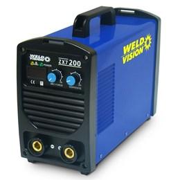Inversora de Solda TIG - Eletrodo 200amp ZX7 200 AF Weld Vision