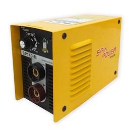 Inversora de Solva SP140M 140A 220V Spin Power - Vulcan Equipamentos
