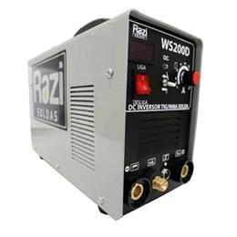 Inversora TIG/MMA Monofásica 220A Bivolt WS200D - RAZI