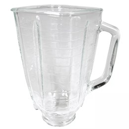 Jarra Copo De Vidro Liquidificador 1.25 Litros Clássico Oster