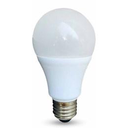 Kit 10 Lampadas Led bulbo A60 9W 3000K Bivolt Vany com Inmetro