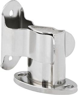 Kit com 02 Fixador de porta de pressão para piso - VONDER