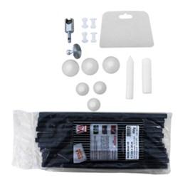 Kit de Acessórios para Rebatedor V8 Brasil