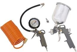 Kit de Pintura com 4 Peças para Motocompressor Motomil