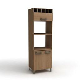 Kit Forno e Microondas 70 cm 3 Portas - Kappesberg