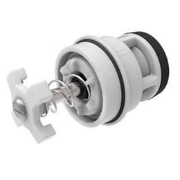 Kit Reparo para Válvula de Descarga Hydra Max com Cruzeta Branco - Blukit