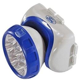 Lanterna com Suporte para Cabeça 7 leds Ford