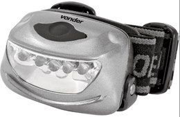 Lanterna para cabeça LC 005 - Vonder