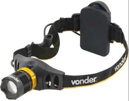 Lanterna para cabeça SUPERLED CREE LLV 55 - Vonder