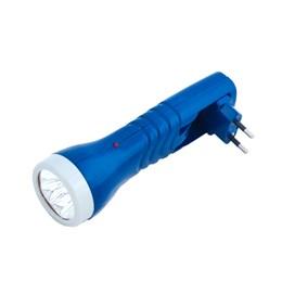 Lanterna Recarregavel Super LED Bivolt