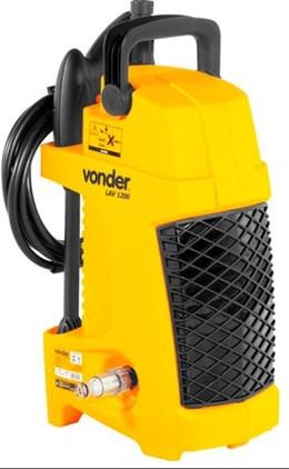 Lavadora Alta Pressão 1300 PSI LAV 1200 - Vonder
