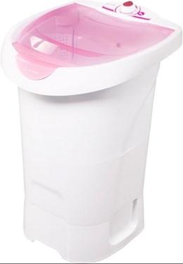 Lavadora De Roupas Lis Rosa Wanke 4 kg