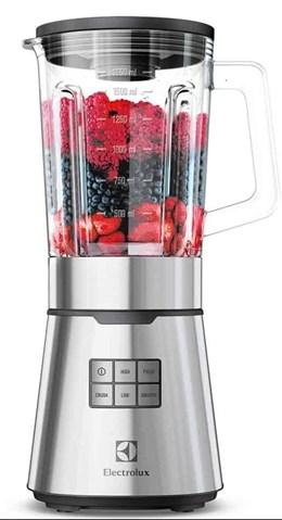 Liquidificador  Electrolux expressionist copo de vidro 900w  digital (blp50)