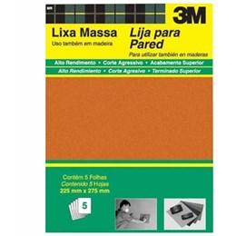 Lixa  Massa 3M  230U grao 100 Embalagem 50x1