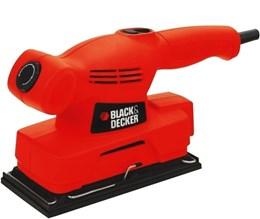 Lixadeira orbital para lixa 187 x 90 mm 135 watts - CD450 - Black & Decker