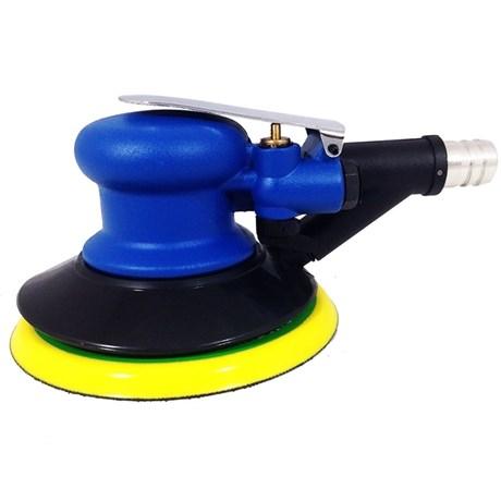 Lixadeira Orbital Pneumatica 6 Com Aspirador