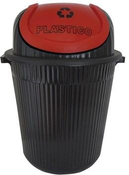 Lixeira Basculante Coleta Seletiva Plástico Nº 60 - Antares