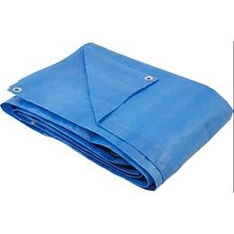 Lona 12 X 10 Azul Impermeavel Multi Uso Piscina Festa Telhado nove54
