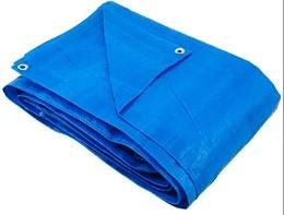 Lona 8 X 4 Azul Impermeavel Multi Uso Piscina Festa Telhado nove54