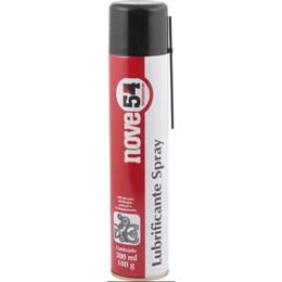 Lubrificante Em Spray 300 Ml / 200 NOVE54
