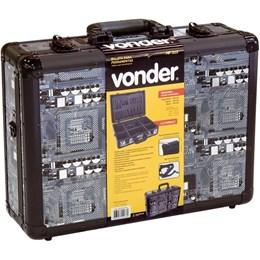 Maleta de Ferramentas Eletronica Eletricista Vonder MF313
