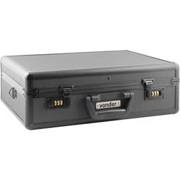 Maleta para ferramentas profissional preta MFV 315 VONDER