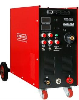 Máquian de Solda eletrica MIG/MAG 400A TRIFASICA STAR WELD