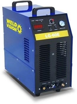Máquina Corte Plasma 20 Mm 380 Volts Trifásico Lg60e Weld Vision