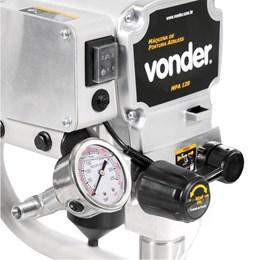 Máquina de Pintura Airless 1,2 Hp Mpa 120 Vonder - 220V