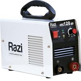 Máquina de Solda Inversora 120A ARC120 - Razi