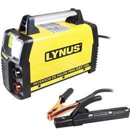 Maquina De Solda Inversora 130a Portátil - Lynus