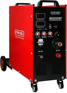 Maquina de Solda Inversora Mig TIG e Eletrodo MIG-250F Star Weld