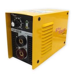 Máquina Inversora de Solda SP160M 160A 220V Spin Power - Vulcan Equipamentos