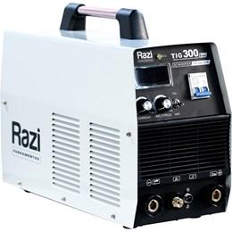 Máquina Inversora De Solda Tig MMA 300A Razi Monofásico AC 220V