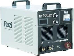 Máquina Inversora De Solda Tig MMA 400A Razi Trifásico AC 220V