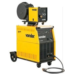 Máquina para solda MIG/MAG MM 402E 400 A com cabeçote externo VONDER