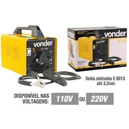 Maquina Transformador para solda 150 TS 150 - VONDER