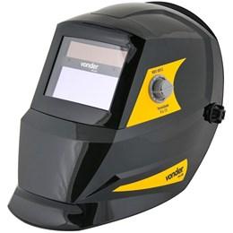 Máscara para Solda de Escurecimento Automático MEV-0913 Regulagem de 9 à 13 - VONDER