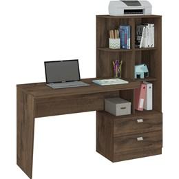 Mesa Para Computador Elisa Café