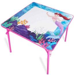 Mesa pedagógica Infantil com 2 cadeiras sereia - Antares