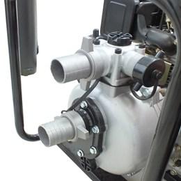 Motobomba VMB20HD autoescorvante de Alta Pressão 2'' a Diesel 4T 296CC 5HP Partida Manual - Vulcan Equipamentos