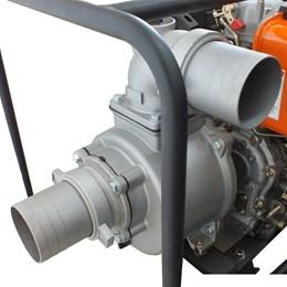 Motobomba VMB40D autoescorvante 4'' a Diesel 4T 406CC 9HP Partida Manual - Vulcan Equipamentos