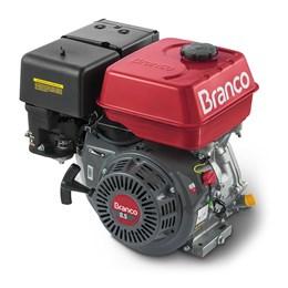Motor à Gasolina B4T-8.0H 8,0 CV Partida Manual Branco
