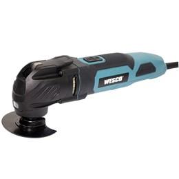 Multiferramenta Oscilante Sonictool   14 Peças 300w - Wesco