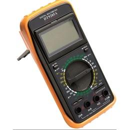 Multímetro Digital com Capacímetro e Beep EDA