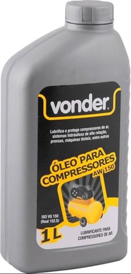 Óleo para compressor 1 Litro Vonder