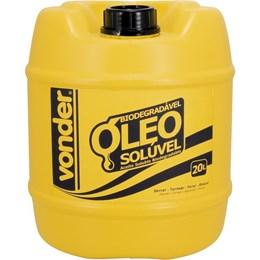 Óleo solúvel 20 litros - Vonder