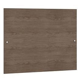 Painel para cama solteiro buri 35400 castanho textura - Palmeira Móveis