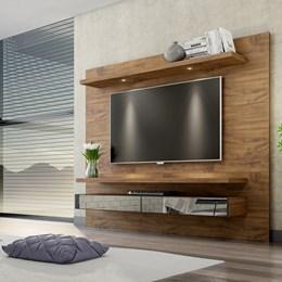 Painel para TV até 50 Polegadas com Espelho 100% MDF - Dalla Costa