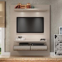 Painel para TV até 50 Polegadas Espelho 100% MDF TB106 - Dalla Costa